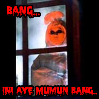Pocong / Jumping Candy